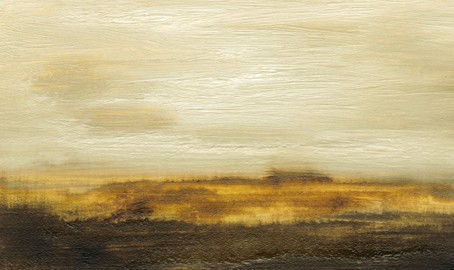 Landscape, abstract, cream, browns, black, warm, peaceful, tonal