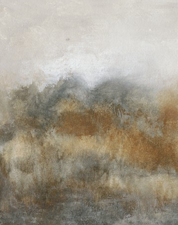 Landscape, abstract, gray, sepia, soft, restful