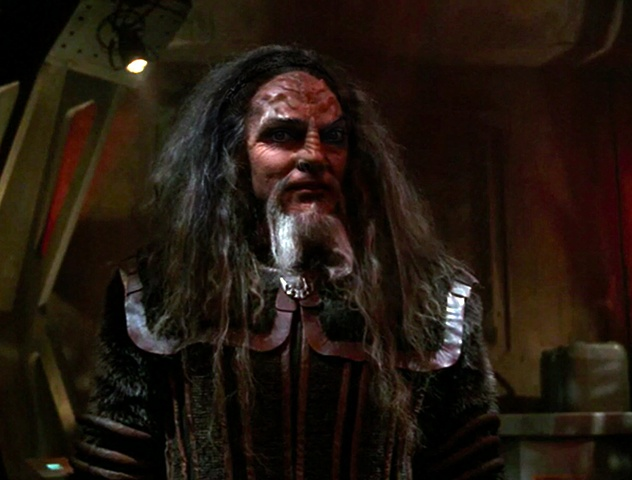 Klingon as self