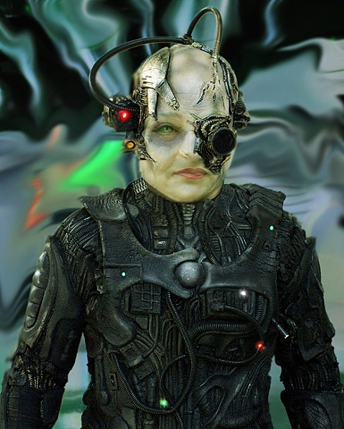 Borg as self