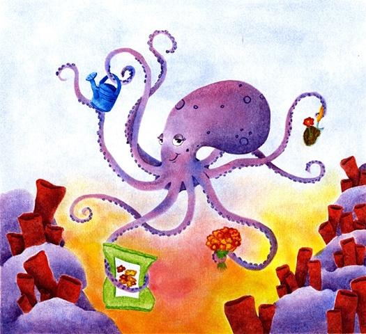 Octopus' Garden -The Beatles