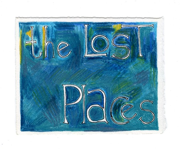 Pst:  the Lost Places