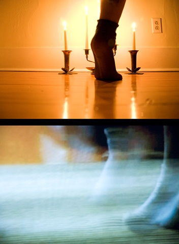 Phantom Limbs (Diptych)