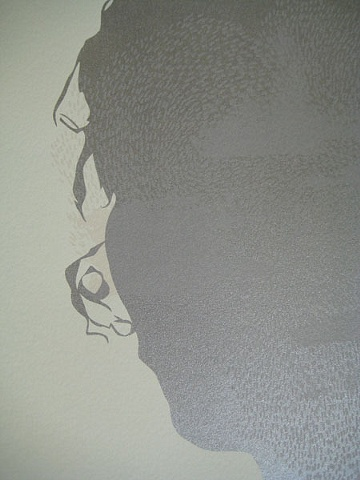 Detail:  Shadow Self (Silver)
