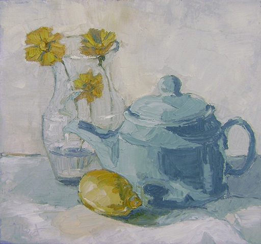 Lemon With My Tea