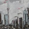 Toronto Skyline #2