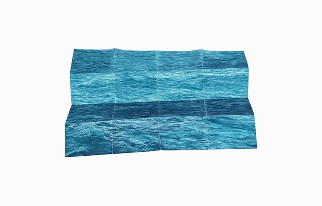 Folded Waters (Atlantic)
