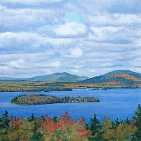 Rangeley Lake - October