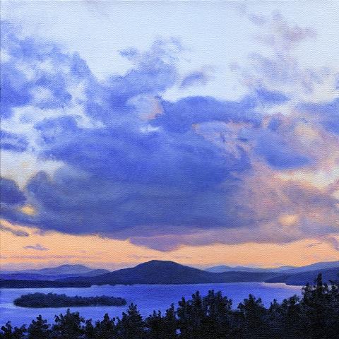 Rangeley Lake - August