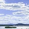 Rangeley Lake - July