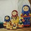 Eight Little Matroskas