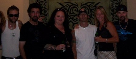 Me with godsmack
