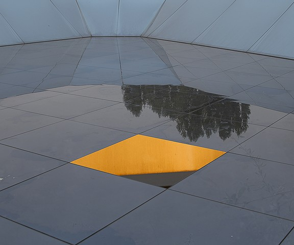 Untitled (yellow reflection)