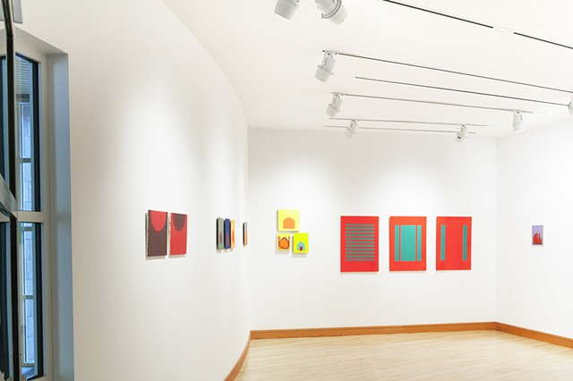 Rock Steady (Installation view)