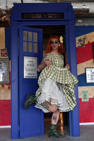 Drag Tardis...enough said!