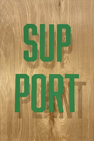 Support/supplant