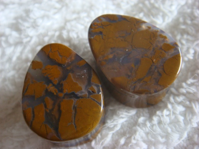 Yellow Brecciated Jasper
