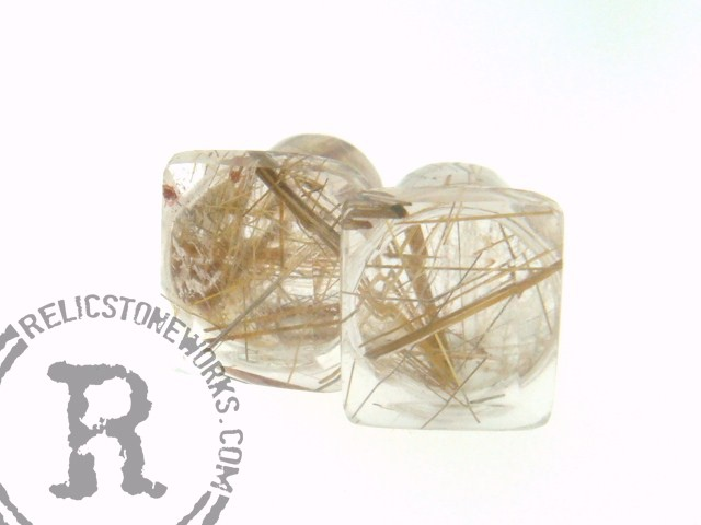 2g Rutilated Quartz