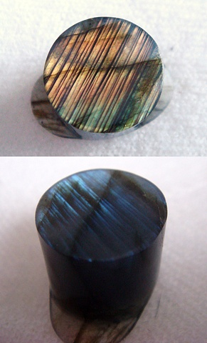 Striated Labradorite