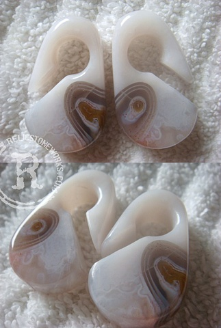 Condor Agate Weights