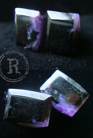 00g Charoite Facets