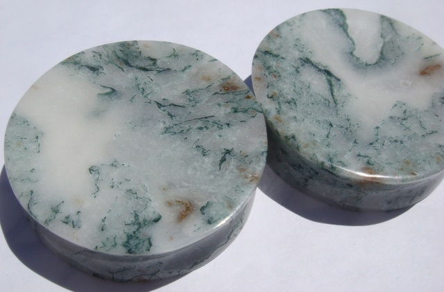 White Tree Agate