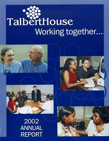 Talbert House Annual Report Cover