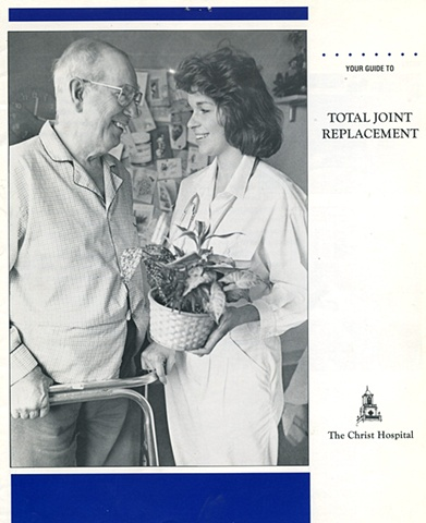 The Christ Hospital Joint Replacement booklet