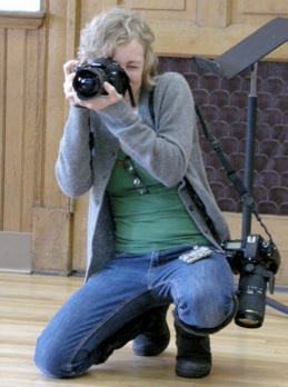 Photographer at Clifton Cultural Arts Center