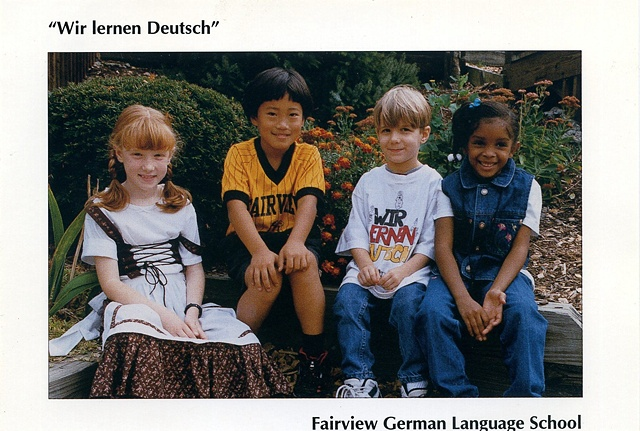 Fairview German Bilingual School ad