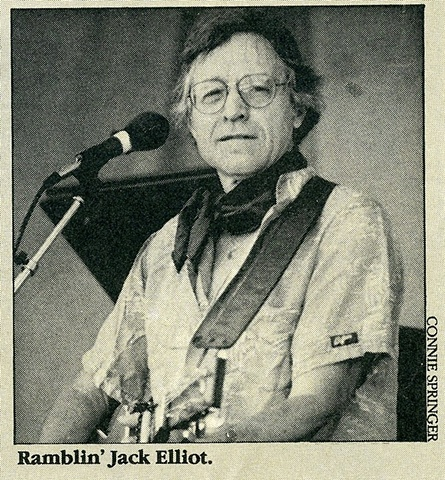 Ramblin' Jack Elliot