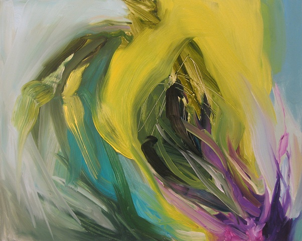 Abstract Paintings 2006-2011