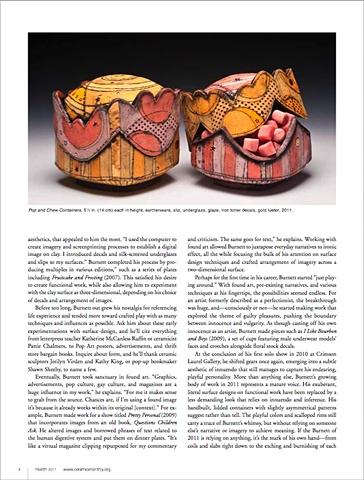 Jason Bige Burnett: From Found Art To Found Artist