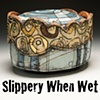 """Slippery When Wet"" written by Jason Bige Burnett Pottery Making Illustrated  Sept/Oct 2011 Pages 22-26"