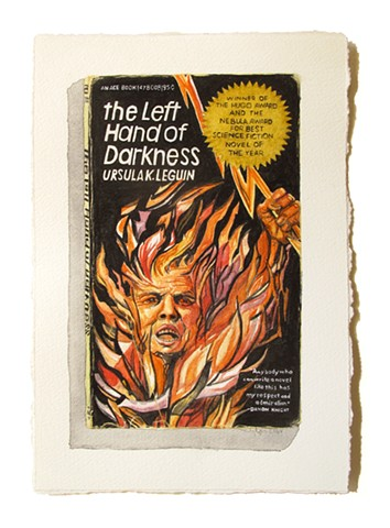 The Left Hand of Darkness, 1972