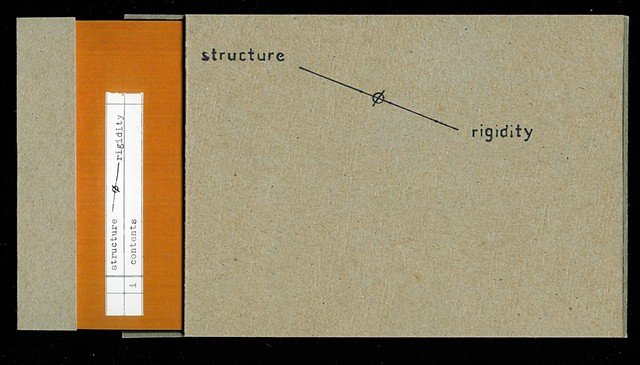 Structure ------x---- Rigidity