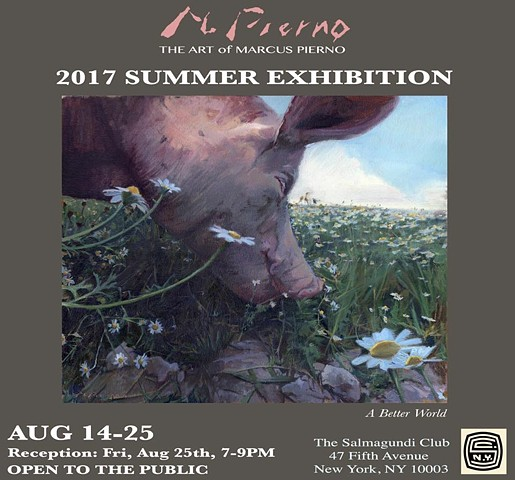2017 SCNY Summer Exhibition