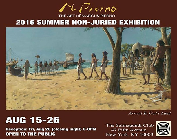 2016 SCNY SUMMER EXHIBITION