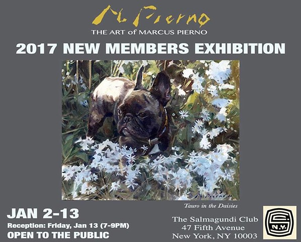 2017 SCNY NEW MEMBERS EXHIBITION