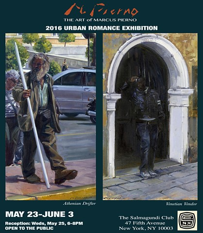 SCNY 2016 Urban Romance Exhibition