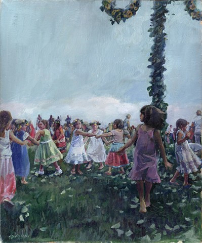 Around the Maypole