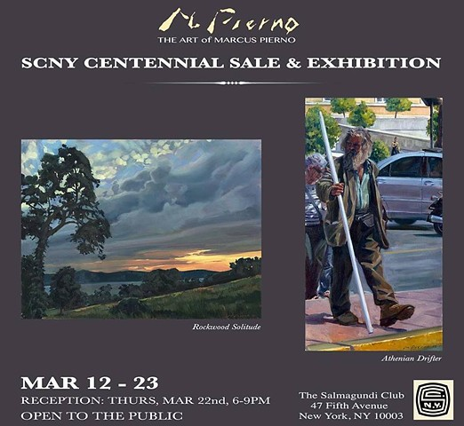 2018 SCNY Special Exhibition & Sale