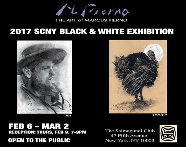2017 SCNY Black & White Exhibition