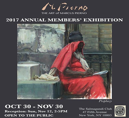 2017 SCNY Annual Members' Exhibition