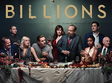 Billions, seasons 2 & 3, Showtime