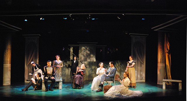 A Little Night Music Production Photo