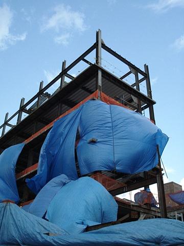 Blue Work 1
