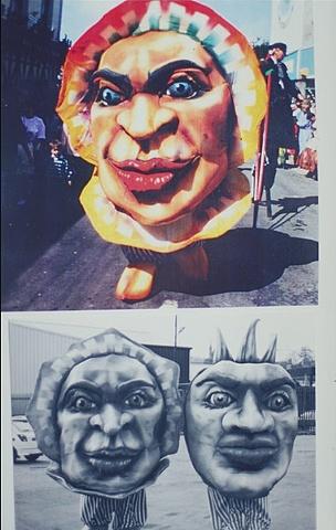 Big Heads 1990