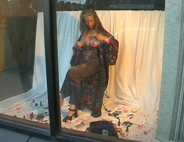 cosmetic madonna EV+A Limerick 2002