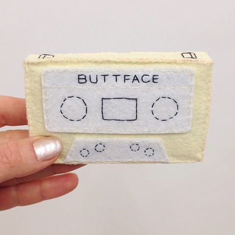 BUTTFACE Mixed Tape